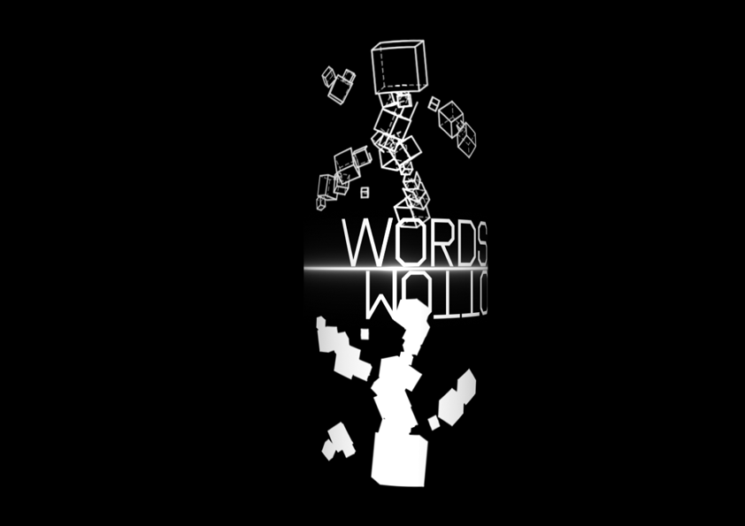 video ontwerp | typofilm | What's a Word Worth